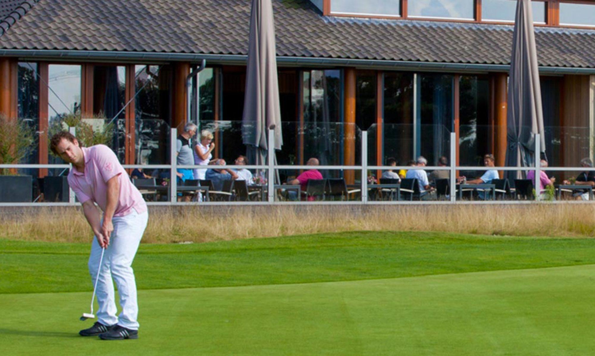 Poppy's Golfdag
